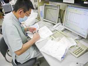 薬剤管理指導2