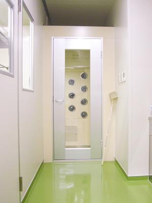 無菌調剤室前室