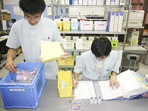 抗癌剤の監査