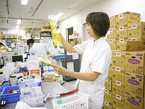混合調製注射薬の監査