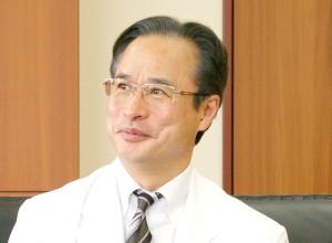 病院長 中田 智明