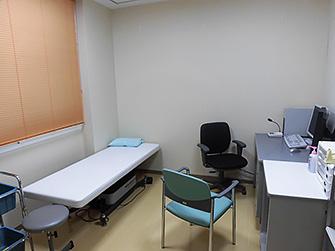 腹膜透析専門外来 診察室